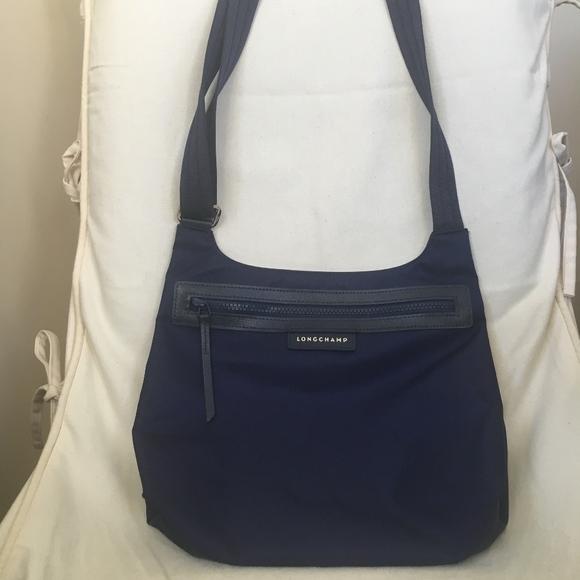 Le Pliage Héritage Crossbody Bag - Only One Size / Black Longchamp Amazing Price Sale Online XMkQxzyjr